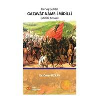 Derviş Gubari Gazavat-name-i Midilli
