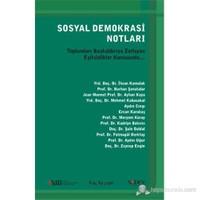 Sosyal Demokrasi Notları
