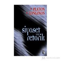 Siyaset Ve Retorik-Platon (Eflatun)