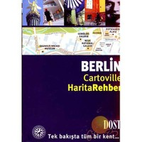 Berlin - Harita Rehber