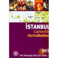 İstanbul - Harita Rehber