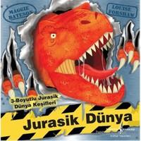 Jurasik Dünya - 3-Boyutlu Jurasik Dünya Keşifleri - Maggie Bateson