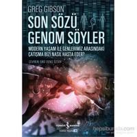 Son Sözü Genom Söyler-Greg Gibson
