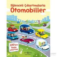 Eğlenceli Çıkartmalarla Otomobiller-Simon Tudhope