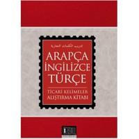 Arapça-İngilizce-Türkçe Ticari Kelimeler Alıştırma Kitabı