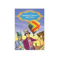 Dünya Çocuk Klasikleri Dizisi: Balonla 5 Hafta