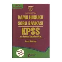 Kamu Hukuku Soru Bankası KPSS ve Kurum Sınavları İçin Tamamı Ayrıntılı Çözümlü