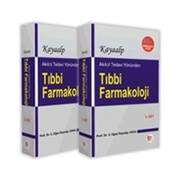 Akılcıl Tedavi Yönünden Tıbbi Farmakoloji Tamamı 1 ve 2 Cilt