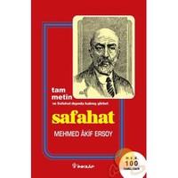 Safahat - Tam Metin 100 Temel Eser - Mehmed Akif Ersoy