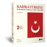 Karikatürkiye 3.Cilt – Merkezin Çöküşünden Muhafazakar Demokasiye (1991-2008)-Turgut Çeviker