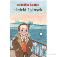 Dedektif Şimşek-Sadettin Kaplan
