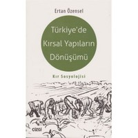 Türkiyede Kırsal Yapıların Dönüşümü