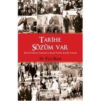 Tarihe Sözüm Var - Filiz Besim