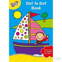 Dot to Dot Book 5 Yaş+