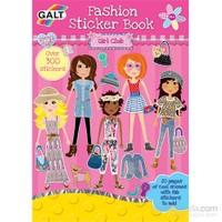 Fashion Sticker Book 4 Yaş+