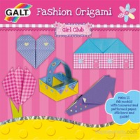 Fashion Origami 7 Yaş+
