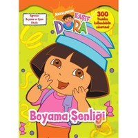 Kaşif Dora - Boyama Şenliği
