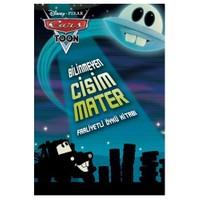 Bilinmeyen Cisim Mater - Faaliyetli Öykü Kitabı (6 + Yaş)