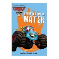 Canavar Kamyon Mater - Faaliyetli Öykü Kitabı (6 + Yaş)