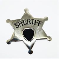 Cadının Dükkanı Sheriff (Şerif) Rozet