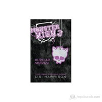 Monster High Kurtlar Sofrası 3. Kitap-Lisi Harrison