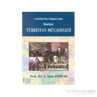 Cedidizm''den Bağımsızlığa Hariçte Türkistan Mücadelesi