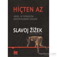 Hiçten Az - Slavoj Zizek