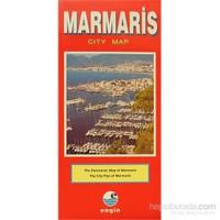 Marmaris City Map-Mehmet Hengirmen