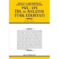 Altın Anahtar Ygs-Lys Dil Ve Anlatım Türk Edebiyatı Konu Anlatımlı (9-10-11-12. Sınıf Müredatları)