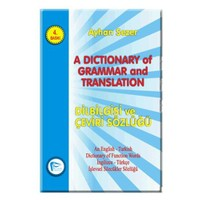 A Dictionary Of Grammar And Translation