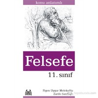 11. Sınıf Felsefe Konu Anlatımlı Yardımcı Ders Kitabı