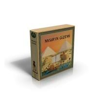 Mısır'ın Gizemi - 3 Boyutlu Piramit Şeklinde Muhteşem Eser - Oldrich Ruzicka