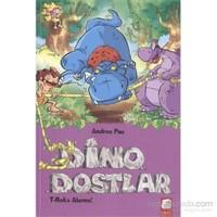 Dino Dostlar 3 T-Reks Alarmı-Andrea Pau