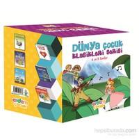 Dünya Çocuk Klasikleri Dizisi 30 Kitap Set-Kolektif