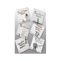 Taş Masalları (6 Kitap) - Ümit Yaşar