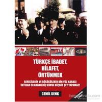 Türkçe İbadet, Hilafet Örtünmek
