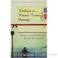 Edebiyat Ve Patates Turtası Derneği-Mary Ann Shaffer