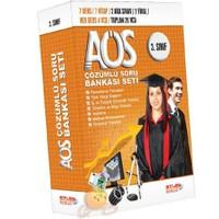 İlkumut 3.Sınıf Açık Öğretim Çözümlü Soru Bankası Seti (28 VCD + 7 Kitap)