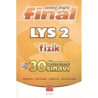 Final Sınava Doğru Lys-2 Fizik 30 Deneme Sınavı-Kolektif