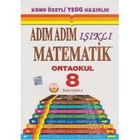 Adım Adım Işıklı Matematik 8