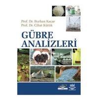 Gübre Analizleri - Burhan Kacar