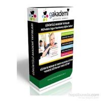 Görüntülü Akademi LYS3 Hazırlık Eğitim Seti 21 DVD + Rehberlik Seti