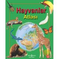 Hayvanlar Atlası - Anita Ganeri