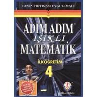 Adım Adım Işıklı Matematik-4