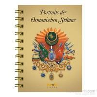 Almanca Osmanlı Padişahları Albümü-Kolektif