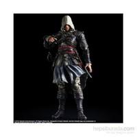 Assassin's Creed Iv Black Flag: Edward Play Arts Kai Figure