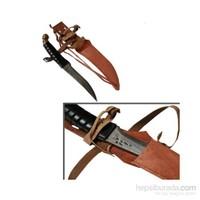 Assassin's Creed Leg Dagger With Sheath