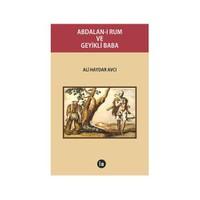Abdalan-I Rum Ve Geyikli Baba