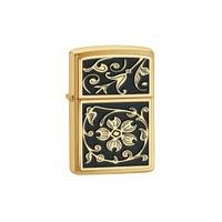 Zippo Gold Floral Flourish Çakmak