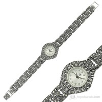 Gumush BRC08051033 Kadın Kol Saati (Kolye Hediyeli)